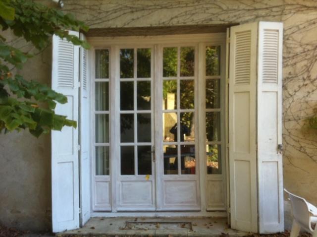 Rénovation de fenêtres et volets