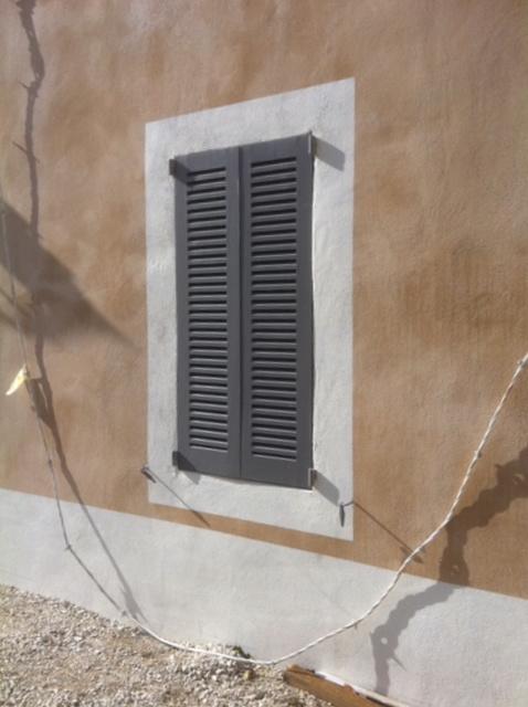 Rénovation de menuiseries extérieures